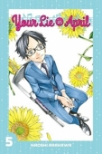Your Lie in April - Vol.05: Kindle Edition