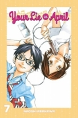 Your Lie in April - Vol.07: Kindle Edition