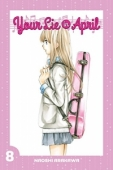 Your Lie in April - Vol.08: Kindle Edition