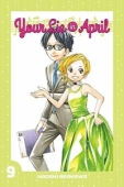 Your Lie in April - Vol.09: Kindle Edition