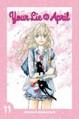 Your Lie in April - Vol.11: Kindle Edition