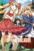 UQ Holder! - Vol.10: Kindle Edition