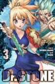 Dr. Stone - Vol.03: Kindle Edition