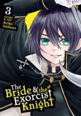 The Bride & the Exorcist Knight - Vol.03: Kindle Edition