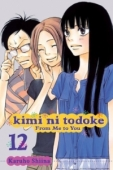 Kimi ni Todoke: From Me to You - Vol.12: Kindle Edition