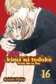 Kimi ni Todoke: From Me to You - Vol.16: Kindle Edition