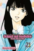 Kimi ni Todoke: From Me to You - Vol. 21: Kindle Edition