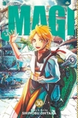 Magi: The Labyrinth of Magic - Vol.30