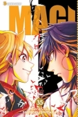 Magi: The Labyrinth of Magic - Vol.35