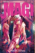 Magi: The Labyrinth of Magic - Vol.14: Kindle Edition