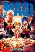 Magi: The Labyrinth of Magic - Vol.17: Kindle Edition