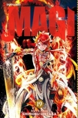 Magi: The Labyrinth of Magic - Vol.19: Kindle Edition