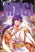 Magi: The Labyrinth of Magic - Vol.29: Kindle Edition