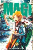 Magi: The Labyrinth of Magic - Vol.30: Kindle Edition