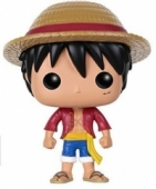 One Piece - Figur: Monkey D. Luffy (Pop!)