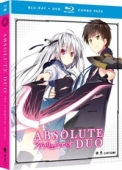 Absolute Duo - Complete Series [Blu-ray+DVD]