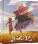 Maquia: When The Promised Flower Blooms - Collector's Edition [Blu-ray+DVD]