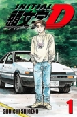 Initial D - Vol.01: Kindle Edition
