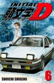 Initial D - Vol.06: Kindle Edition
