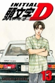 Initial D - Vol.13: Kindle Edition