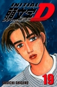 Initial D - Vol.19: Kindle Edition