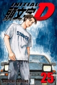 Initial D - Vol.25: Kindle Edition