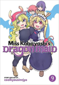 Miss Kobayashi's Dragon Maid - Vol.09