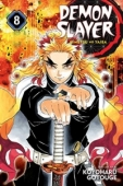 Demon Slayer: Kimetsu no Yaiba - Vol.08