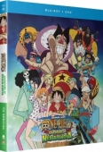 One Piece: Adventure of Nebulandia [Blu-ray+DVD]