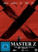 Master Z: The Ip Man Legacy - Limited Mediabook Edition [Blu-ray+DVD]