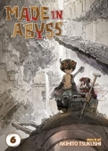 Made in Abyss - Vol.06: Kindle Edition