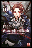 Seraph of the End: Vampire Reign - Bd.16