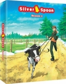 Silver Spoon: Season 1 - Complete Series: Collector's Edition (OwS) [Blu-ray]