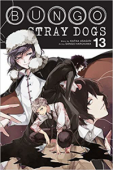 Bungo Stray Dogs - Vol.13: Kindle Edition