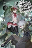 Is It Wrong To Try To Pick Up Girls In A Dungeon? - Vol.12: Kindle Edition