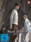Attack on Titan: Staffel 2 - Vol. 2/2