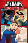 My Hero Academia: Vigilantes - Vol.05