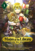 Magus of the Library - Vol.01: Kindle Edition