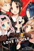 Kaguya-Sama: Love Is War - Vol.10