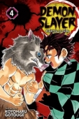 Demon Slayer: Kimetsu no Yaiba - Vol.04: Kindle Edition