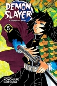 Demon Slayer: Kimetsu no Yaiba - Vol.05: Kindle Edition