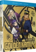 Golden Kamuy: Season 2 [Blu-ray+DVD]