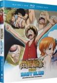 One Piece: Episode of East Blue [Blu-ray+DVD]