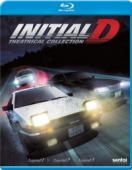 Initial D: Legend - Movie Collection [Blu-ray]