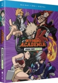 My Hero Academia: Season 3 - Part 2/2 [Blu-ray+DVD]