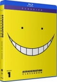 Assassination Classroom: Season 1 - Classics [Blu-ray]