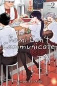 Komi Can't Communicate - Vol.02