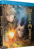 Black Clover: Season 1 - Part 5/5: Limited Edition [Blu-ray+DVD] + Artbook