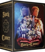 Black Clover: Season 1 - Part 3/5: Limited Edition [Blu-ray+DVD] + Artbox