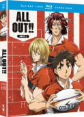 All Out!! - Part 1/2 [Blu-ray+DVD]